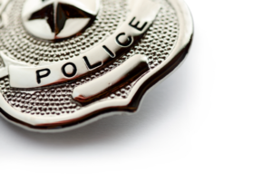 Police Badge Law Enforcement Grants Funding