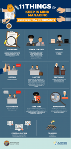 11 Things to Keep In Mind Managing Confidential Informants