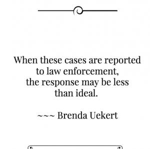 Brenda Uekert Image Quote