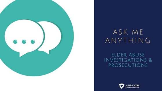 Ask Me Anything Elder Abuse