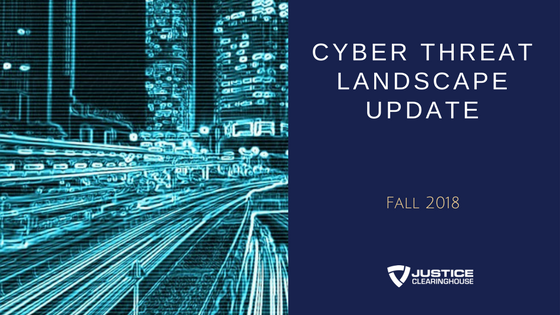 Cyber Threat Landscape Update - Oct 2018