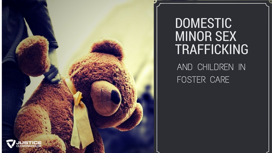 DMST and Children in Foster Care