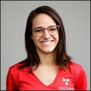 Lauren Lahm DiGregorio Tech Air