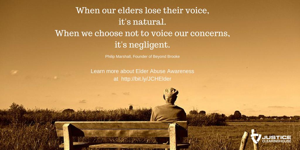 Philip Marshall Elder Abuse