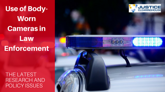 body camera research Research on bodyworn cameras and law enforcement in a sample of police departments surveyed in 2013, approximately 75 percent of them reported that they did not.