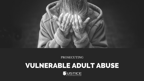 abuse adult vulnerable