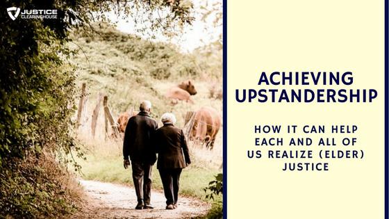 Upstandership Elder Justice