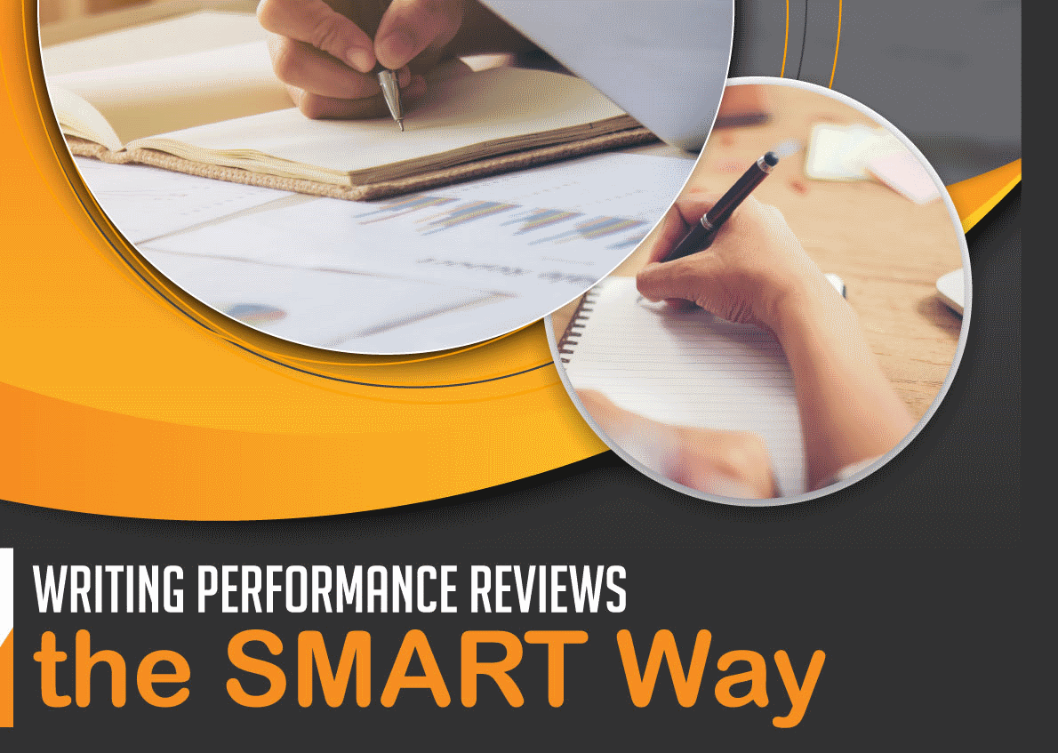writing performance reviews To write a successful performance review, you will need to prepare your thoughts  and notes in advance be aware of the kinds of observations you need to make.
