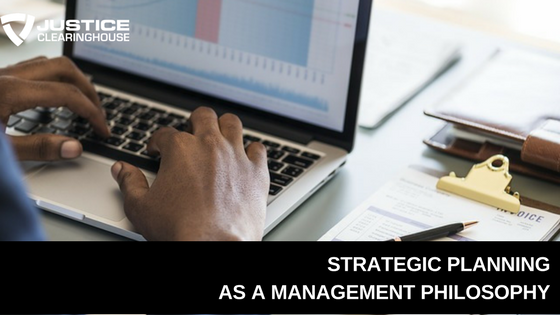 Strategic Planning as a Management Philosophy